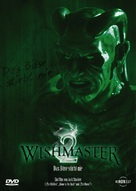Wishmaster 2: Evil Never Dies - German DVD cover (xs thumbnail)