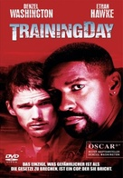 Training Day - German DVD movie cover (xs thumbnail)