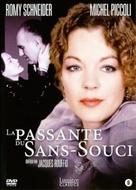 La Passante du Sans-Souci - Belgian DVD cover (xs thumbnail)