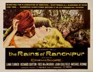The Rains of Ranchipur - Movie Poster (xs thumbnail)