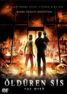 The Mist - Turkish Movie Cover (xs thumbnail)