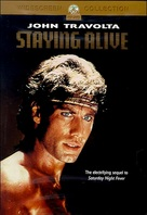 Staying Alive - DVD cover (xs thumbnail)