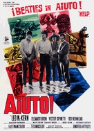 Help! - Italian Movie Poster (xs thumbnail)