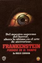 Frankenstein Unbound - Argentinian poster (xs thumbnail)