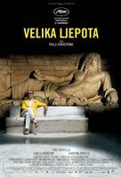 La grande bellezza - Croatian Movie Poster (xs thumbnail)