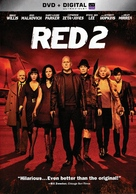 RED 2 - DVD movie cover (xs thumbnail)