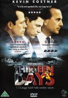 Thirteen Days - Danish DVD movie cover (xs thumbnail)