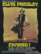 Charro! - French Movie Poster (xs thumbnail)