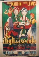Money from Home - Italian Movie Poster (xs thumbnail)