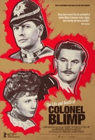 The Life and Death of Colonel Blimp - British Movie Poster (xs thumbnail)