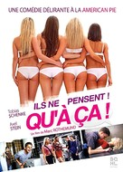 Harte Jungs - French DVD cover (xs thumbnail)