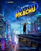 Pokémon: Detective Pikachu - Italian Movie Poster (xs thumbnail)