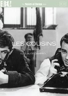Les cousins - British DVD cover (xs thumbnail)
