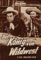 Gangster's Den - German poster (xs thumbnail)