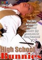 High School Bunnies - DVD cover (xs thumbnail)
