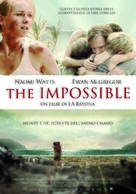 Lo imposible - Italian Movie Poster (xs thumbnail)