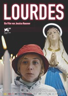 Lourdes - Swiss Movie Poster (xs thumbnail)