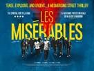 Les misérables - British Movie Poster (xs thumbnail)