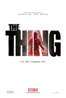 The Thing - Malaysian Movie Poster (xs thumbnail)