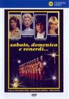 Sabato, domenica e venerdì - Italian Movie Cover (xs thumbnail)