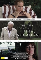 The City of Your Final Destination - Australian Movie Poster (xs thumbnail)