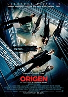 Inception - Spanish Movie Poster (xs thumbnail)