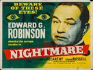 Nightmare - British Movie Poster (xs thumbnail)
