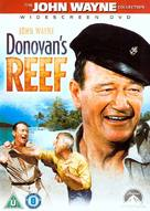 Donovan's Reef - British DVD movie cover (xs thumbnail)