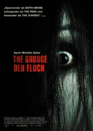 The Grudge - German Movie Poster (xs thumbnail)