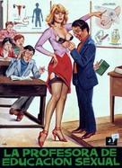 L'onorevole con l'amante sotto il letto - Spanish Movie Poster (xs thumbnail)