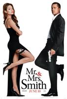 Mr. & Mrs. Smith - Movie Poster (xs thumbnail)