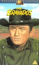 The Bravados - British Movie Cover (xs thumbnail)