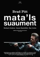 Killing Them Softly - Andorran Movie Poster (xs thumbnail)