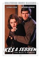 Couteau dans la plaie, Le - Hungarian Movie Cover (xs thumbnail)