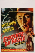 Out of the Past - Belgian Movie Poster (xs thumbnail)