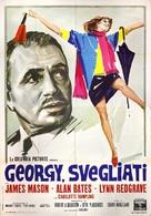 Georgy Girl - Italian Movie Poster (xs thumbnail)