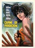 Chair de poule - Spanish Movie Poster (xs thumbnail)