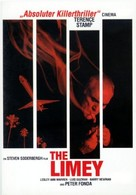 The Limey - DVD cover (xs thumbnail)