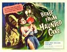 Beast from Haunted Cave - Movie Poster (xs thumbnail)