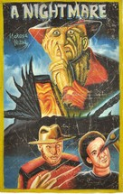 A Nightmare On Elm Street - Ghanian Movie Poster (xs thumbnail)