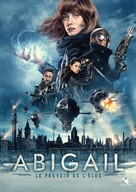 Abigail - French DVD movie cover (xs thumbnail)