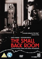 The Small Back Room - British DVD cover (xs thumbnail)