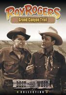 Grand Canyon Trail - DVD cover (xs thumbnail)