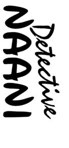 Detective Naani - German Logo (xs thumbnail)