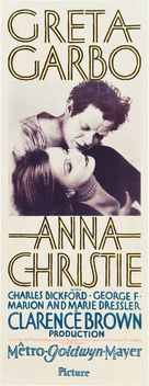 Anna Christie - Movie Poster (xs thumbnail)