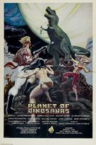 Planet of Dinosaurs - Movie Poster (xs thumbnail)