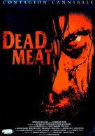 Dead Meat - French Movie Poster (xs thumbnail)