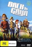 Back To Gaya - Australian DVD movie cover (xs thumbnail)