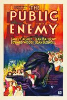 The Public Enemy - Movie Poster (xs thumbnail)