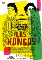 Los hongos - Spanish Movie Poster (xs thumbnail)
